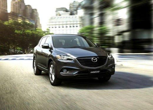 Nuova Mazda CX-9 - Foto 4 di 15