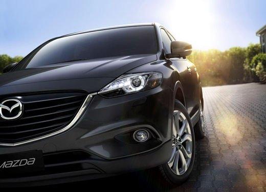 Nuova Mazda CX-9 - Foto 7 di 15