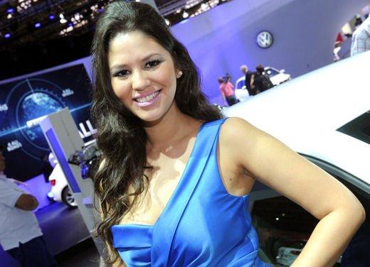 Tutte le ragazze più belle del Salone di Sao Paulo del Brasile 2012 - Foto 5 di 19