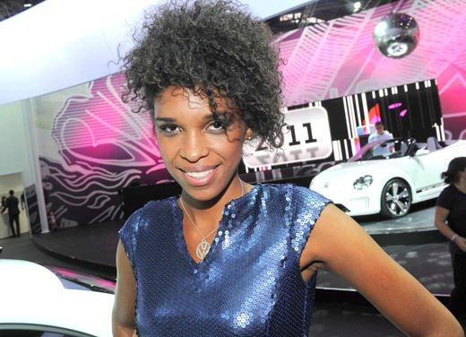 Tutte le ragazze più belle del Salone di Sao Paulo del Brasile 2012 - Foto 6 di 19