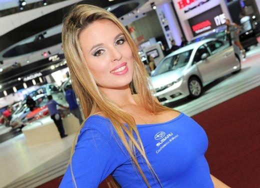 Tutte le ragazze più belle del Salone di Sao Paulo del Brasile 2012 - Foto 14 di 19