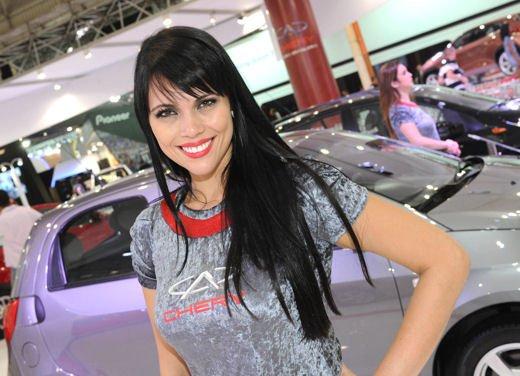 Tutte le ragazze più belle del Salone di Sao Paulo del Brasile 2012 - Foto 17 di 19