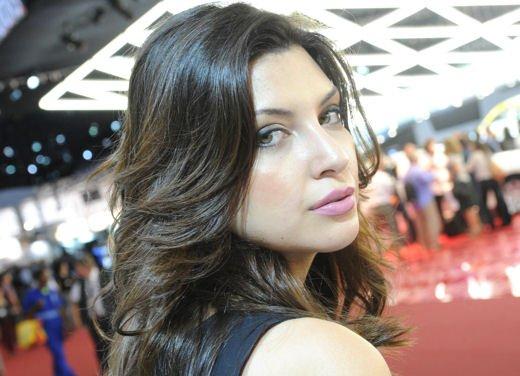Tutte le ragazze più belle del Salone di Sao Paulo del Brasile 2012 - Foto 19 di 19