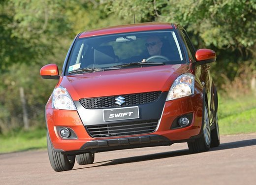 Suzuki Swift 4×4 Outdoor - Foto 21 di 31