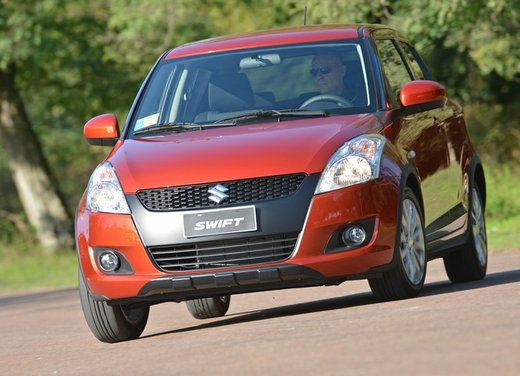 Suzuki Swift 4×4 Outdoor - Foto 22 di 31