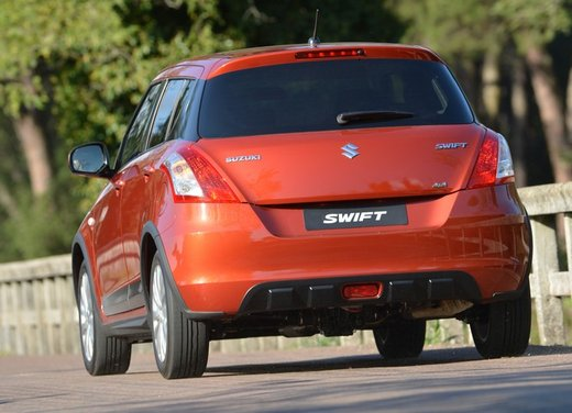 Suzuki Swift 4×4 Outdoor - Foto 23 di 31