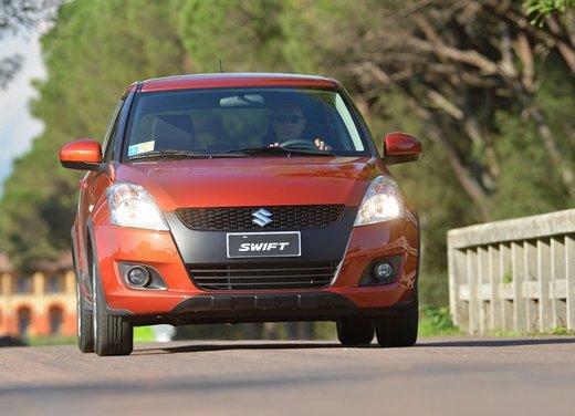 Suzuki Swift 4×4 Outdoor - Foto 24 di 31