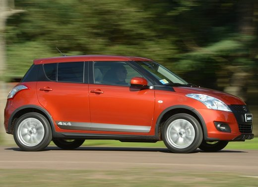 Suzuki Swift 4×4 Outdoor - Foto 9 di 31