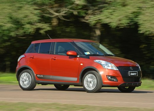 Suzuki Swift 4×4 Outdoor - Foto 25 di 31