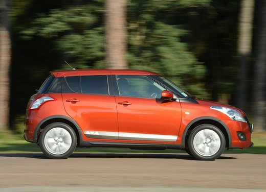 Suzuki Swift 4×4 Outdoor - Foto 6 di 31