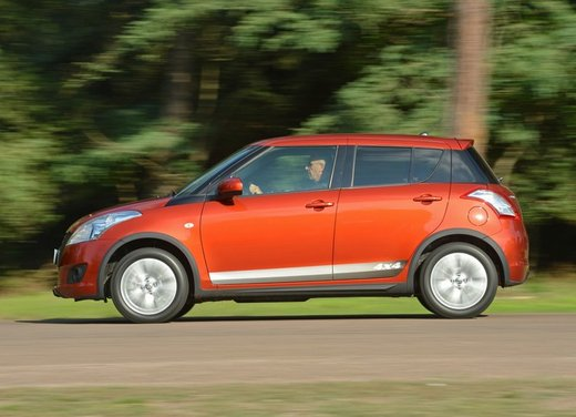 Suzuki Swift 4×4 Outdoor - Foto 5 di 31