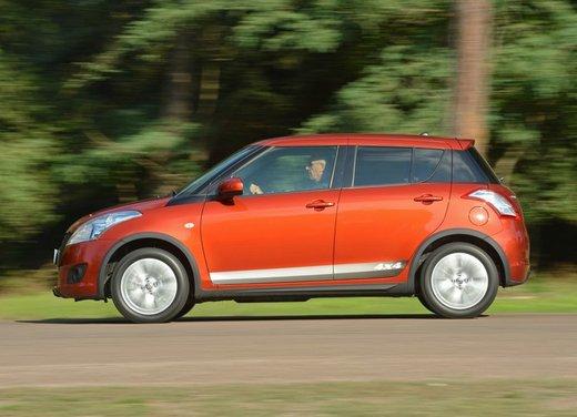 Suzuki Swift 4×4 Outdoor - Foto 5 di 31