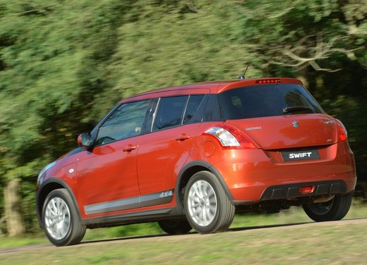 Suzuki Swift 4×4 Outdoor - Foto 8 di 31