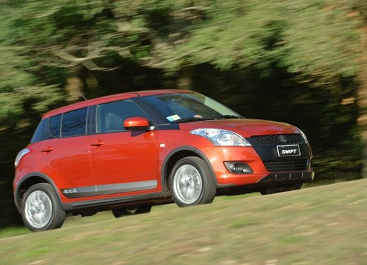 Suzuki Swift 4×4 Outdoor - Foto 7 di 31
