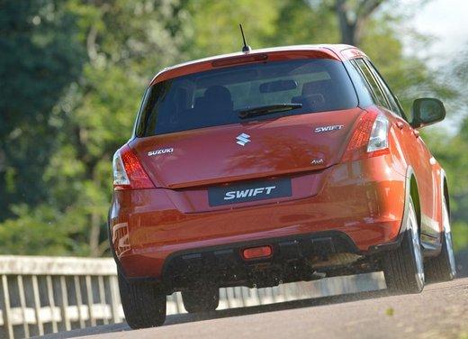 Suzuki Swift 4×4 Outdoor - Foto 26 di 31