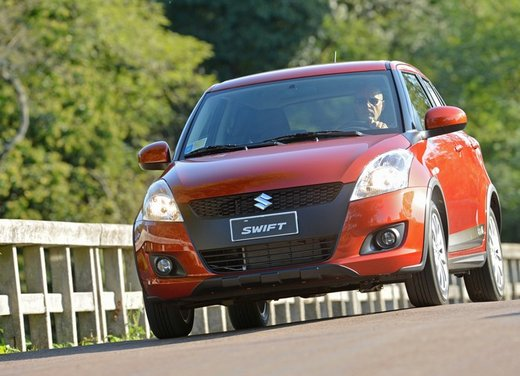 Suzuki Swift 4×4 Outdoor - Foto 27 di 31