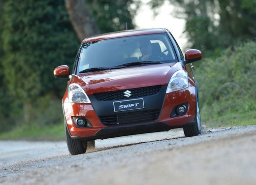 Suzuki Swift 4×4 Outdoor - Foto 28 di 31