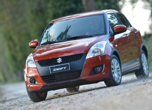 Suzuki Swift 4×4 Outdoor - Foto 29 di 31