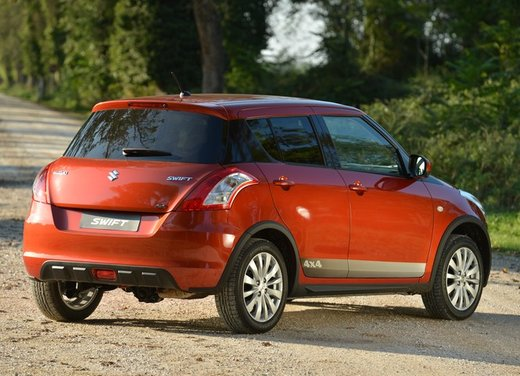 Suzuki Swift 4×4 Outdoor - Foto 30 di 31