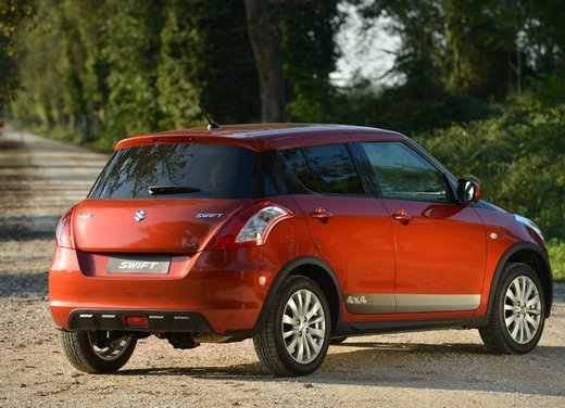 Suzuki Swift 4×4 Outdoor - Foto 4 di 31