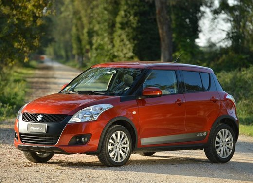 Suzuki Swift 4x4 Outdoor