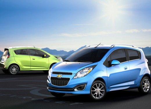 Chevrolet Spark offerta a 6750 euro con furto e incendio gratis per 10 anni