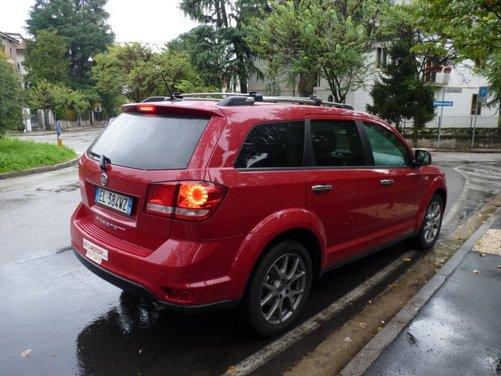 Fiat Freemont Test Drive versione 2.0 Multijet 170 cv - Foto 1 di 34