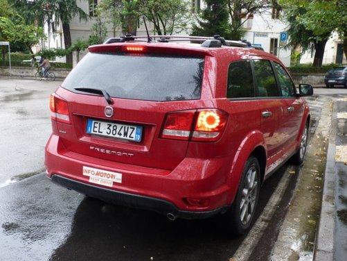 Fiat Freemont Test Drive versione 2.0 Multijet 170 cv - Foto 2 di 34