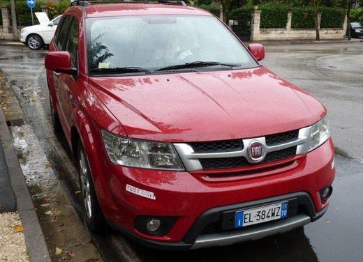 Fiat Freemont Test Drive versione 2.0 Multijet 170 cv - Foto 3 di 34
