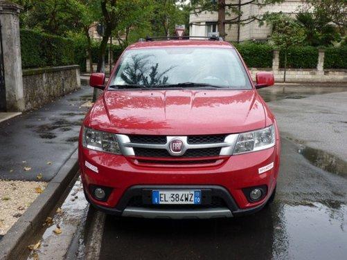 Fiat Freemont Test Drive versione 2.0 Multijet 170 cv - Foto 4 di 34