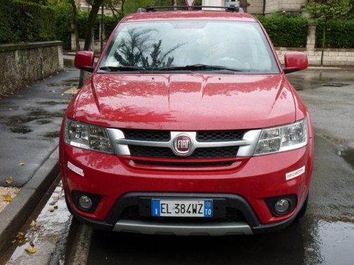 Fiat Freemont Test Drive versione 2.0 Multijet 170 cv - Foto 5 di 34