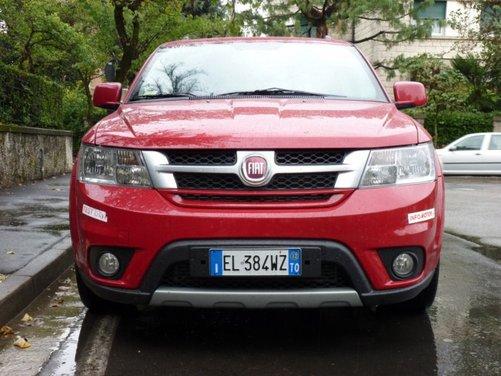 Fiat Freemont Test Drive versione 2.0 Multijet 170 cv - Foto 6 di 34