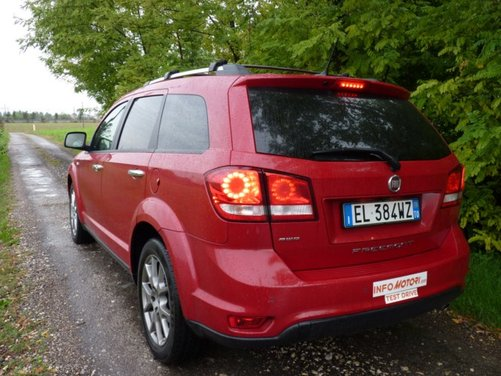 Fiat Freemont Test Drive versione 2.0 Multijet 170 cv - Foto 12 di 34
