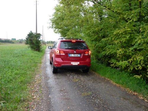 Fiat Freemont Test Drive versione 2.0 Multijet 170 cv - Foto 13 di 34