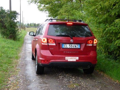 Fiat Freemont Test Drive versione 2.0 Multijet 170 cv - Foto 14 di 34