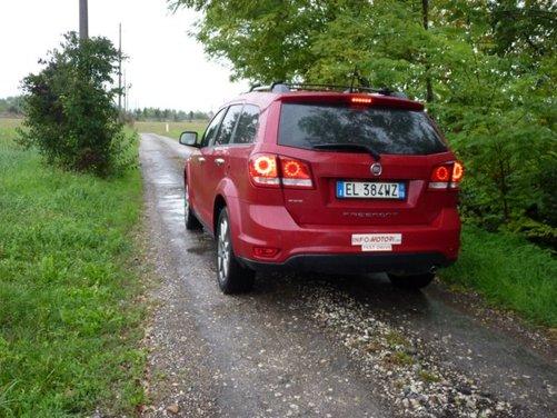 Fiat Freemont Test Drive versione 2.0 Multijet 170 cv - Foto 15 di 34