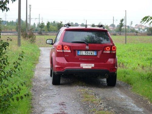 Fiat Freemont Test Drive versione 2.0 Multijet 170 cv - Foto 17 di 34