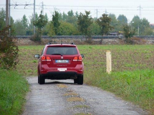 Fiat Freemont Test Drive versione 2.0 Multijet 170 cv - Foto 19 di 34