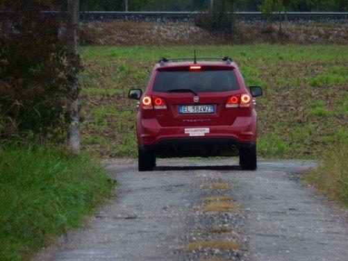 Fiat Freemont Test Drive versione 2.0 Multijet 170 cv - Foto 20 di 34