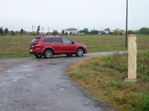 Fiat Freemont Test Drive versione 2.0 Multijet 170 cv - Foto 21 di 34