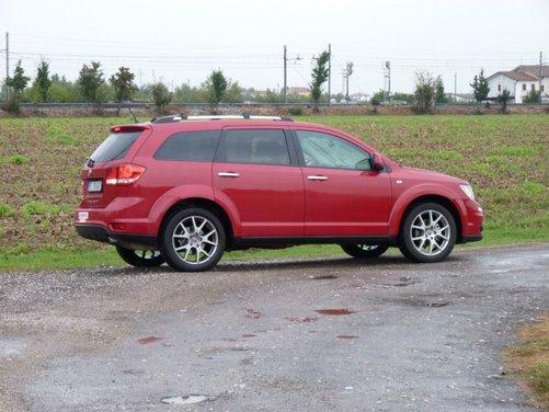 Fiat Freemont Test Drive versione 2.0 Multijet 170 cv - Foto 22 di 34