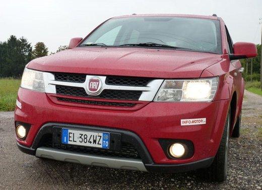 Fiat Freemont Test Drive versione 2.0 Multijet 170 cv - Foto 26 di 34