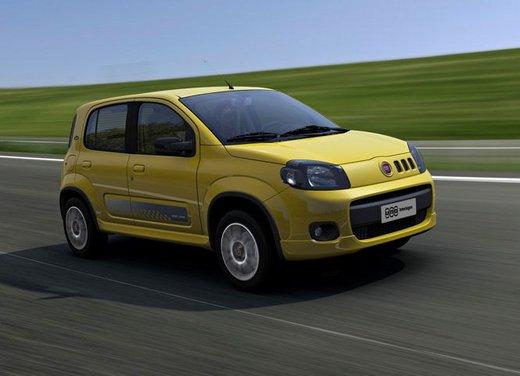 Nuova Fiat Uno Interlagos per il Sud America - Foto 1 di 3