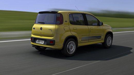 Nuova Fiat Uno Interlagos per il Sud America - Foto 2 di 3
