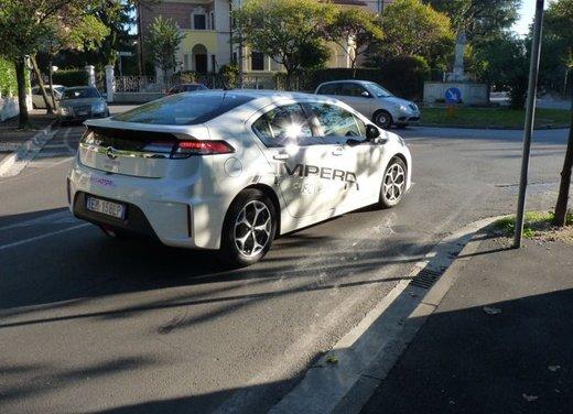 Opel Ampera, long test drive della berlina elettrica ad autonomia estesa - Foto 20 di 29
