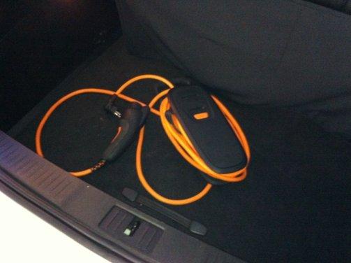 Opel Ampera, long test drive della berlina elettrica ad autonomia estesa - Foto 14 di 29