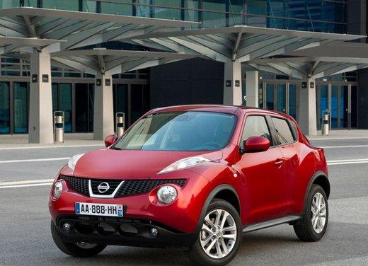 Nissan Juke, il listino prezzi completo del piccolo SUV Nissan