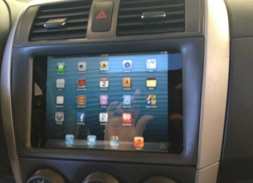 Apple iPad mini, tablet perfetto per le auto?