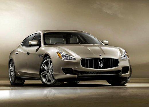 Maserati Quattroporte debutta al NAIAS 2013 di Detroit