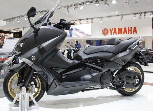 Yamaha TMax Black Max ABS